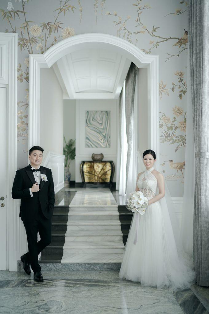 The Wedding of  Julian & Pricillia by Cappio Photography - 006