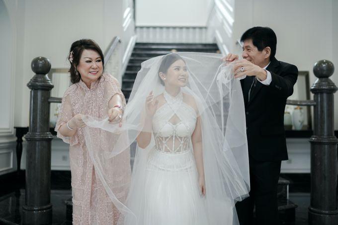 The Wedding of  Julian & Pricillia by Cappio Photography - 015