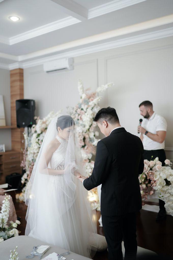 The Wedding of  Julian & Pricillia by Cappio Photography - 043