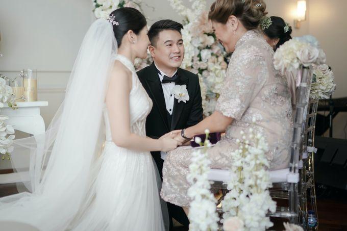 The Wedding of  Julian & Pricillia by Cappio Photography - 023