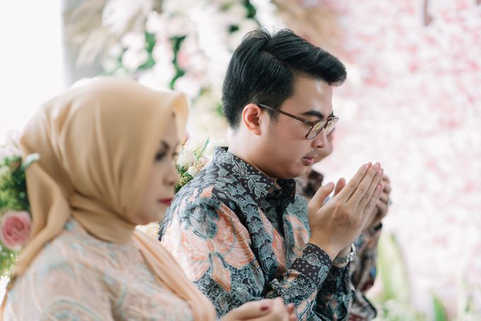 The Engagement of Ica & Nicko by Warna Project - 025