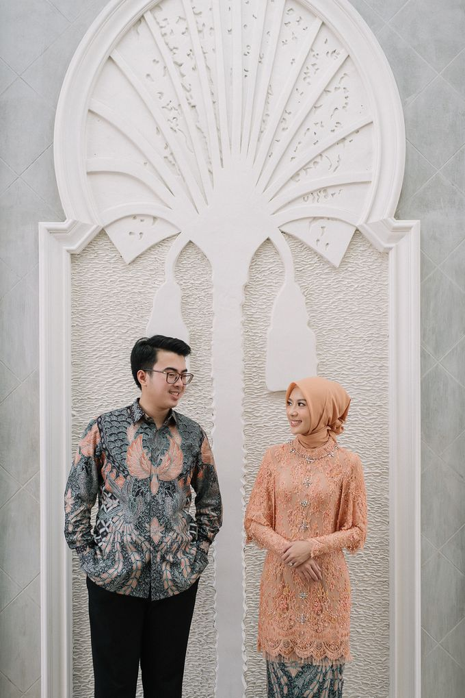 The Engagement of Ica & Nicko by Warna Project - 018