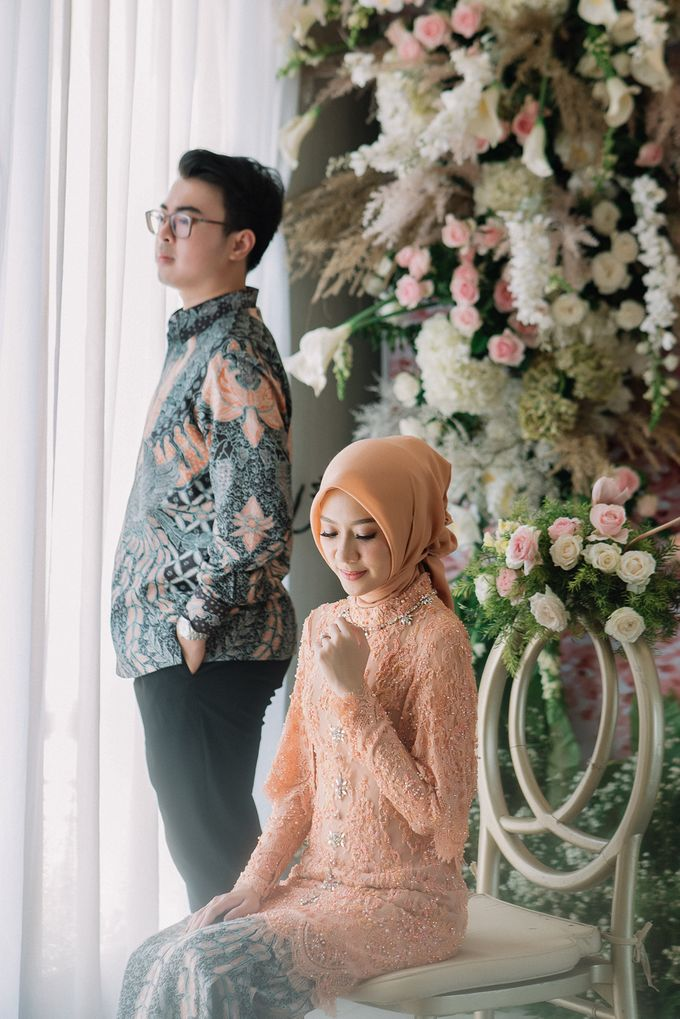 The Engagement of Ica & Nicko by Warna Project - 011