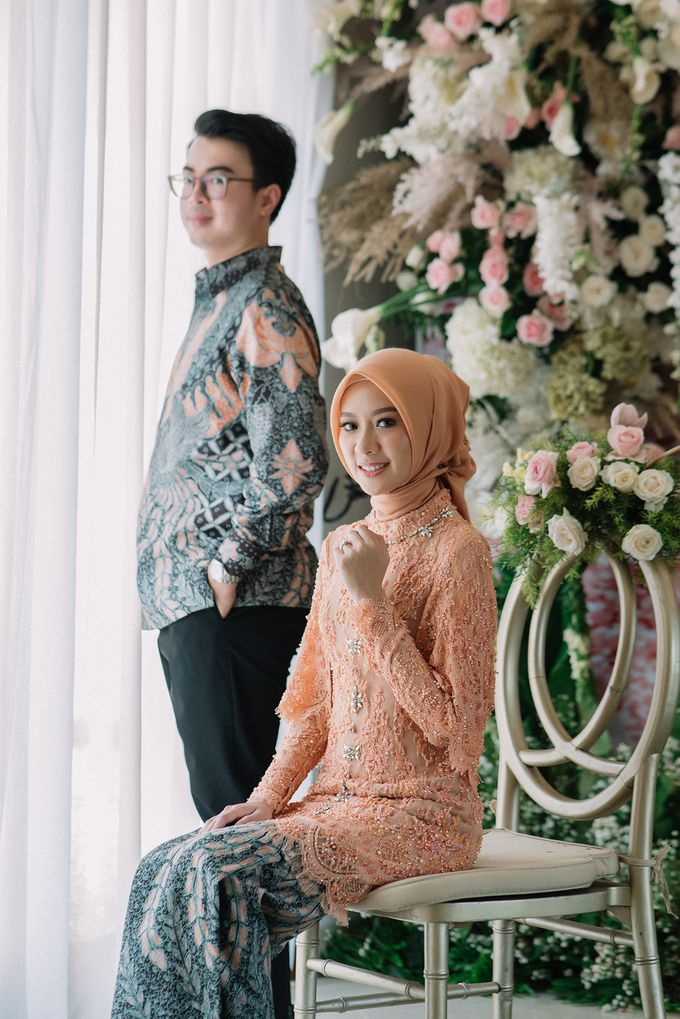 The Engagement of Ica & Nicko by Warna Project - 012