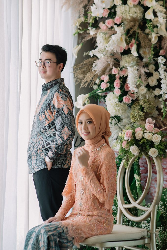 The Engagement of Ica & Nicko by Warna Project - 009