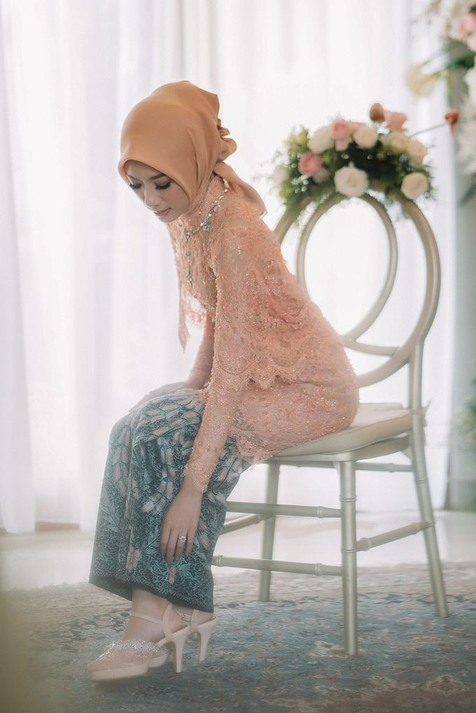 The Engagement of Ica & Nicko by Warna Project - 010