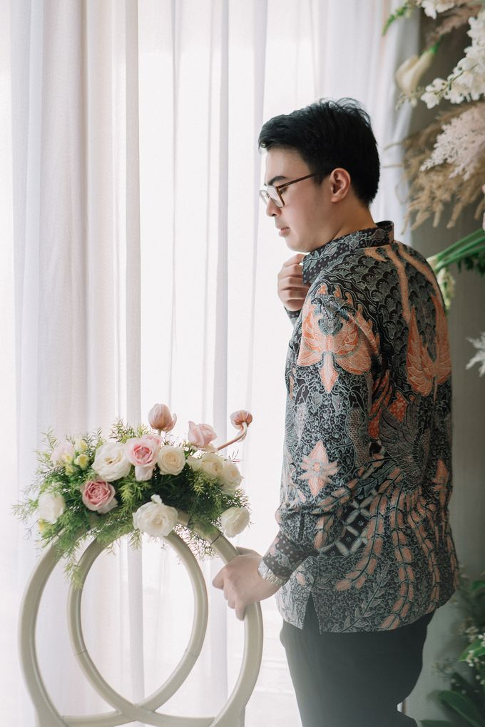 The Engagement of Ica & Nicko by Warna Project - 007