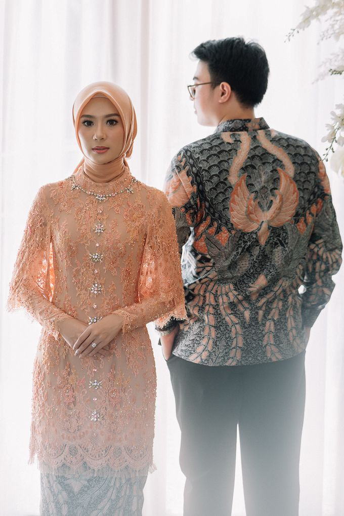 The Engagement of Ica & Nicko by Warna Project - 001