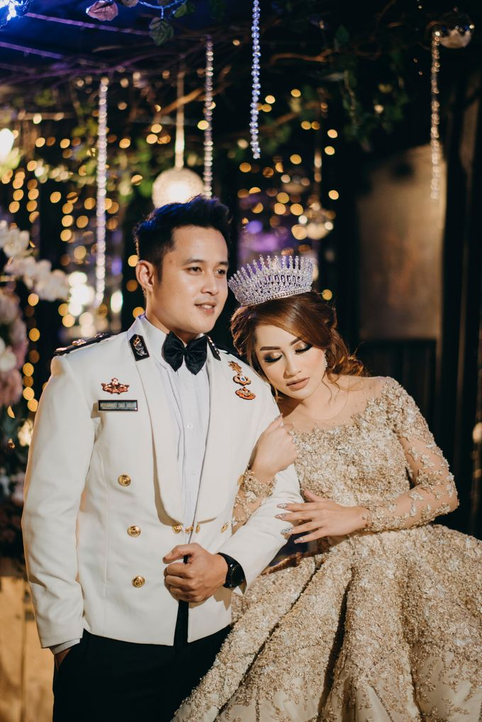 The Wedding of Nissa & Hasan by Satori Planner - 009