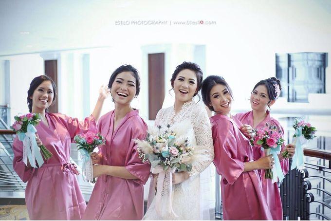The Wedding of Anda & Sharlene by PlanMyDay Wedding Organizer - 004