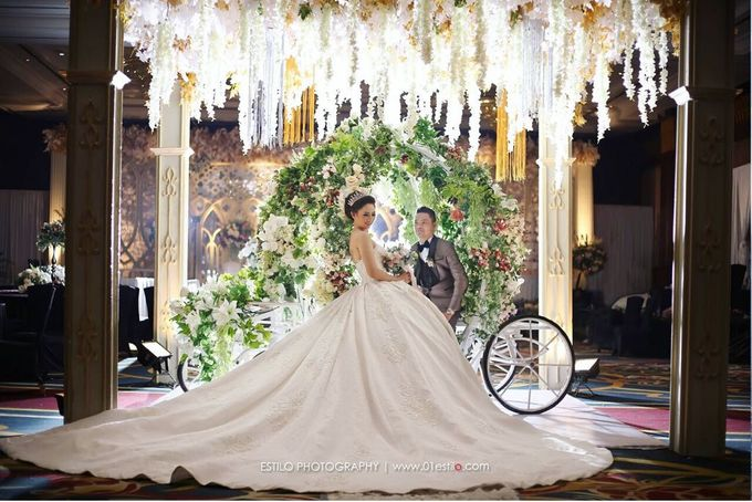 The Wedding of Anda & Sharlene by PlanMyDay Wedding Organizer - 006