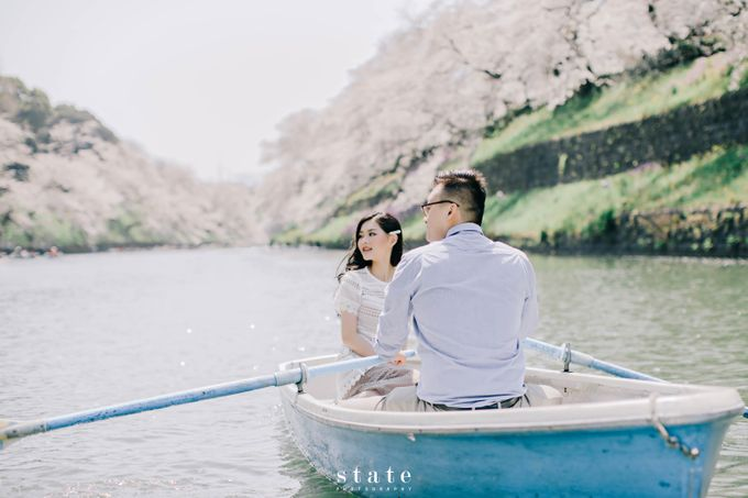 Prewedding - Andy & Felita by State Photography - 004