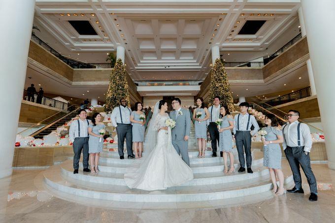 Grand Hyatt Wedding of Andhika & Meilisa by Demas Ryan & Lasting Moments Entertainment - 020
