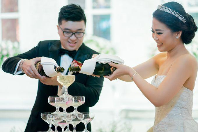 Grand Hyatt Wedding of Andhika & Meilisa by Demas Ryan & Lasting Moments Entertainment - 015