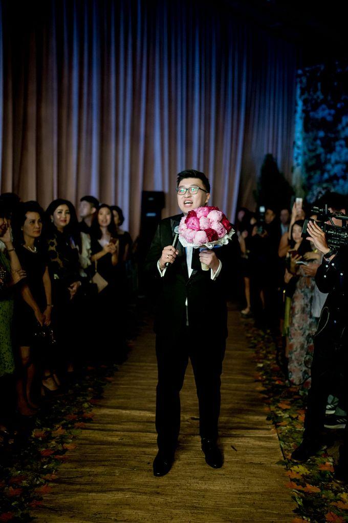Grand Hyatt Wedding of Andhika & Meilisa by Demas Ryan & Lasting Moments Entertainment - 012