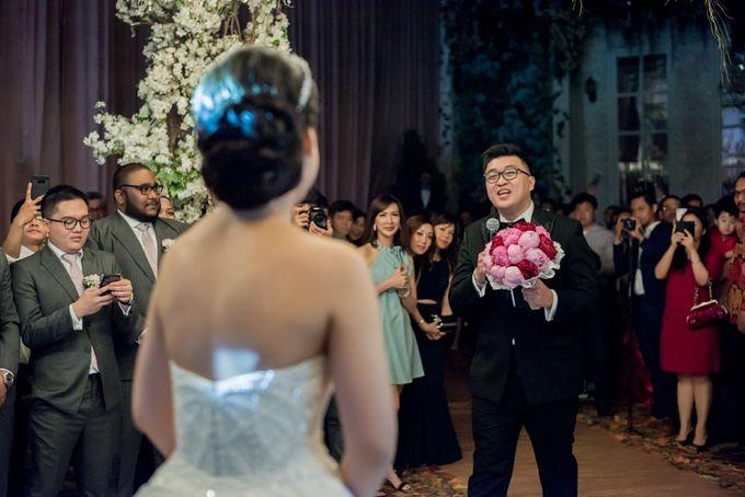 Grand Hyatt Wedding of Andhika & Meilisa by Demas Ryan & Lasting Moments Entertainment - 010