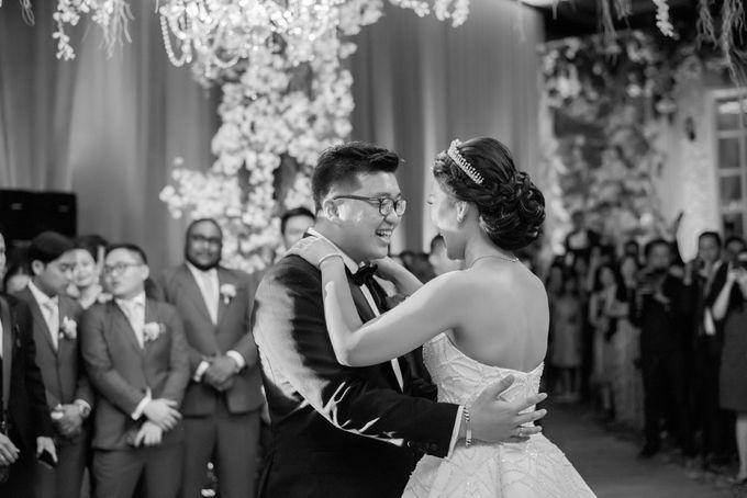 Grand Hyatt Wedding of Andhika & Meilisa by Demas Ryan & Lasting Moments Entertainment - 011