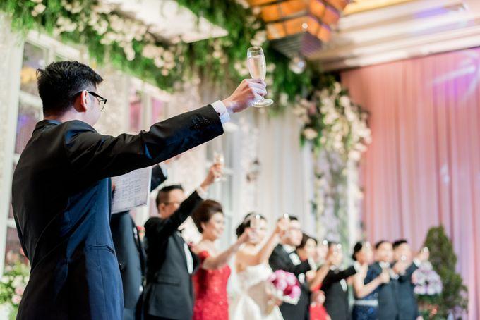 Grand Hyatt Wedding of Andhika & Meilisa by Demas Ryan & Lasting Moments Entertainment - 007