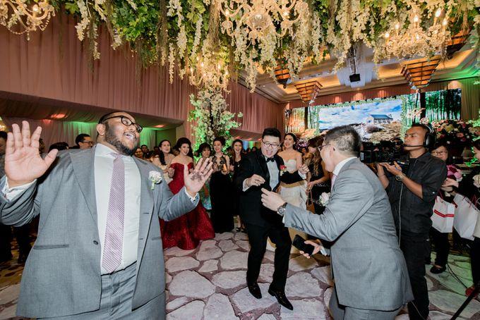 Grand Hyatt Wedding of Andhika & Meilisa by Demas Ryan & Lasting Moments Entertainment - 018