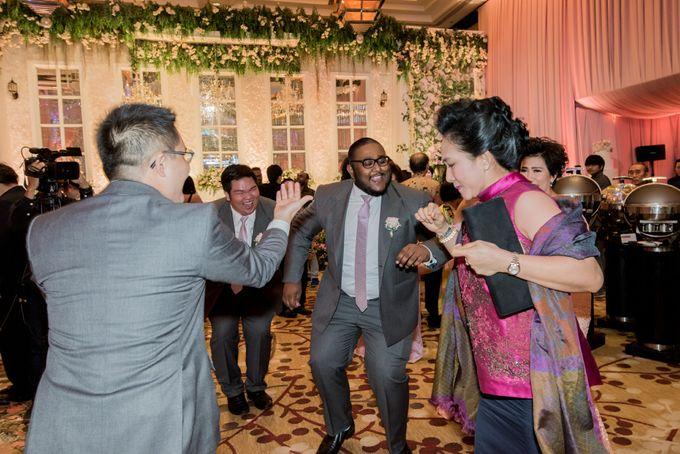 Grand Hyatt Wedding of Andhika & Meilisa by Demas Ryan & Lasting Moments Entertainment - 004