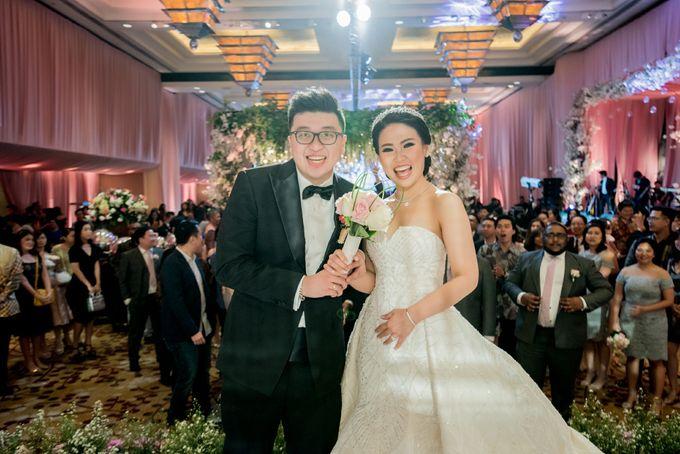 Grand Hyatt Wedding of Andhika & Meilisa by Demas Ryan & Lasting Moments Entertainment - 005