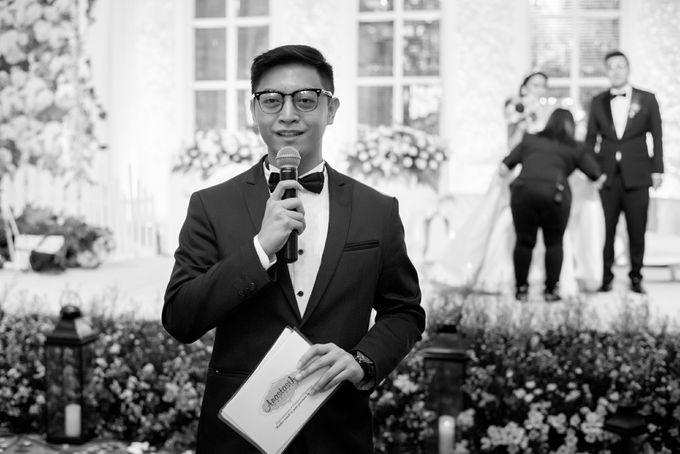 Grand Hyatt Wedding of Andhika & Meilisa by Demas Ryan & Lasting Moments Entertainment - 003