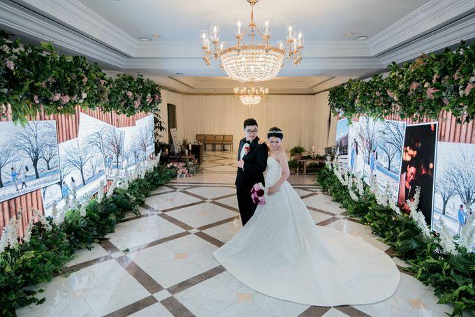 Grand Hyatt Wedding of Andhika & Meilisa by Demas Ryan & Lasting Moments Entertainment - 001