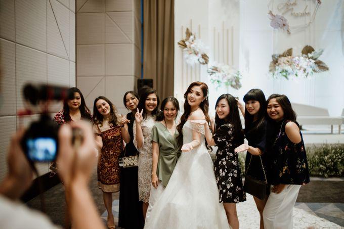 Marsha & Andi Wedding at Neo Soho Jakarta by AKSA Creative - 006