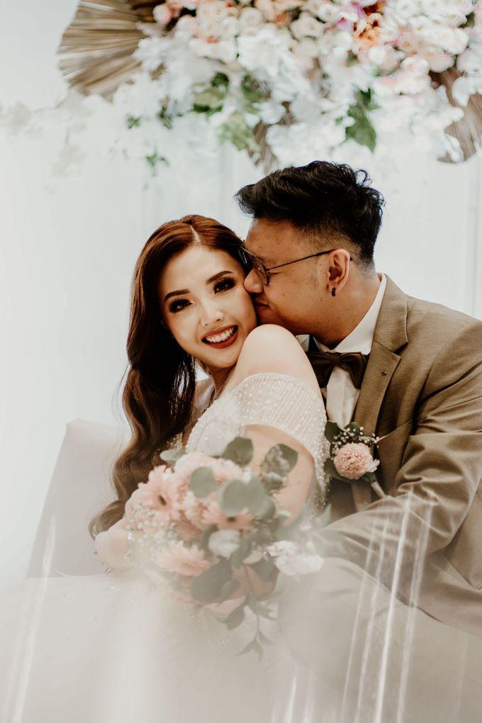 Marsha & Andi Wedding at Neo Soho Jakarta by AKSA Creative - 005