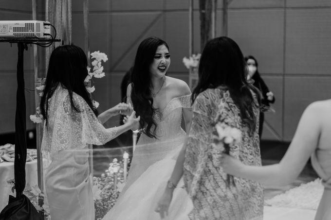 Marsha & Andi Wedding at Neo Soho Jakarta by AKSA Creative - 003