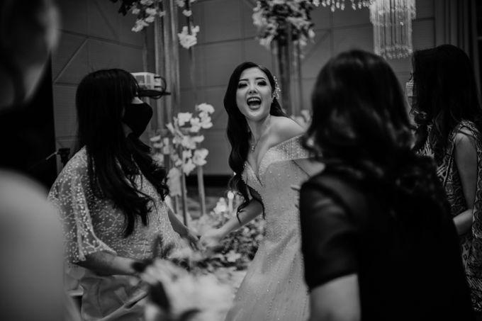 Marsha & Andi Wedding at Neo Soho Jakarta by AKSA Creative - 002