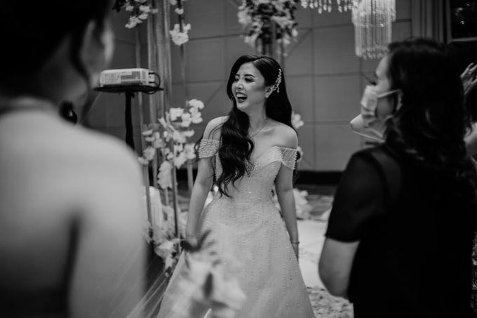 Marsha & Andi Wedding at Neo Soho Jakarta by AKSA Creative - 001