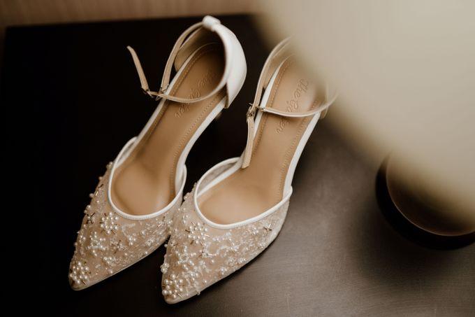 Marsha & Andi Wedding at Neo Soho Jakarta by AKSA Creative - 045