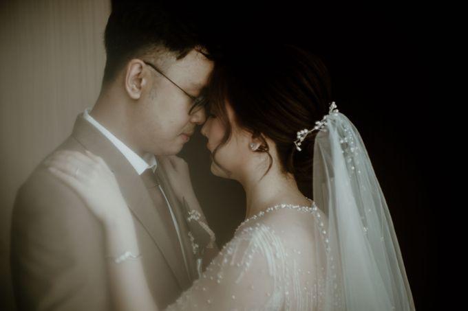 Marsha & Andi Wedding at Neo Soho Jakarta by AKSA Creative - 038