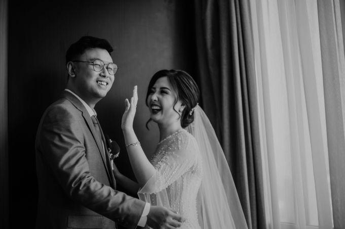 Marsha & Andi Wedding at Neo Soho Jakarta by AKSA Creative - 037