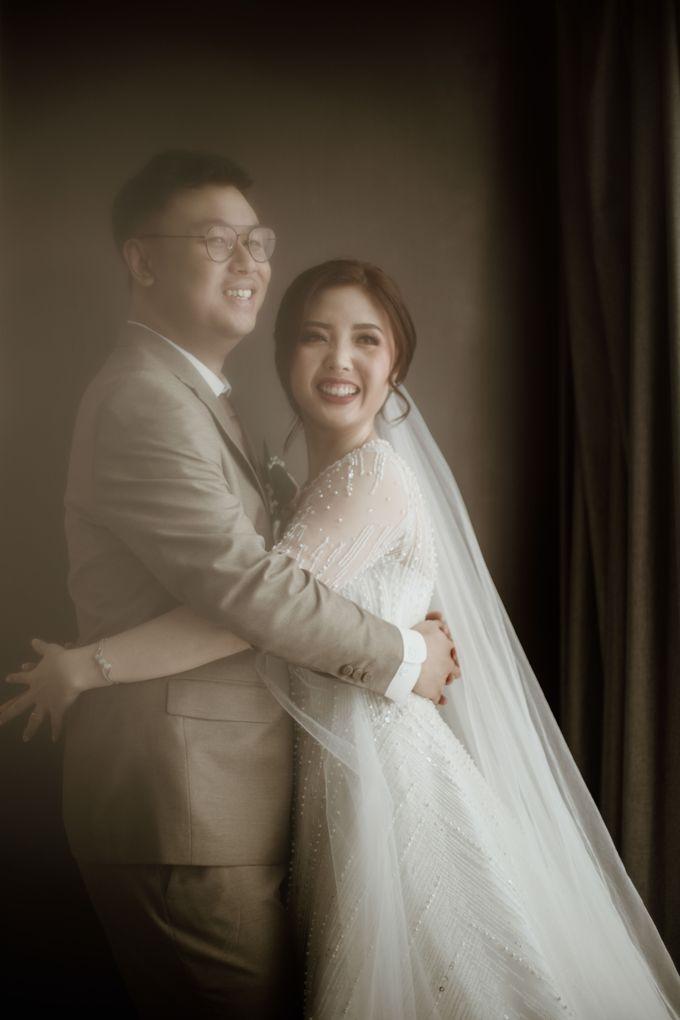 Marsha & Andi Wedding at Neo Soho Jakarta by AKSA Creative - 040