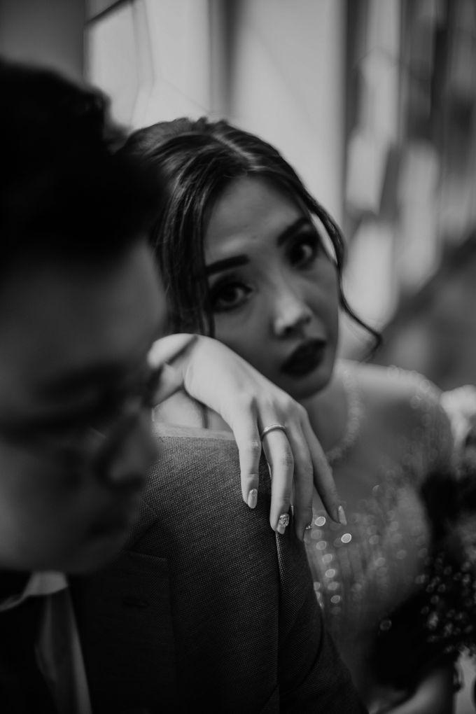 Marsha & Andi Wedding at Neo Soho Jakarta by AKSA Creative - 035