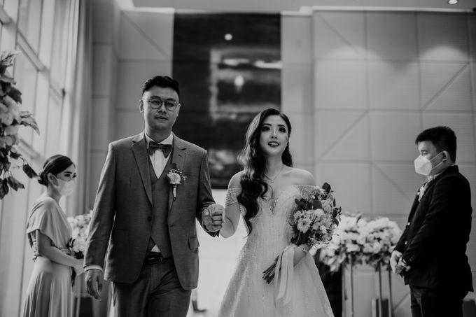 Marsha & Andi Wedding at Neo Soho Jakarta by AKSA Creative - 034