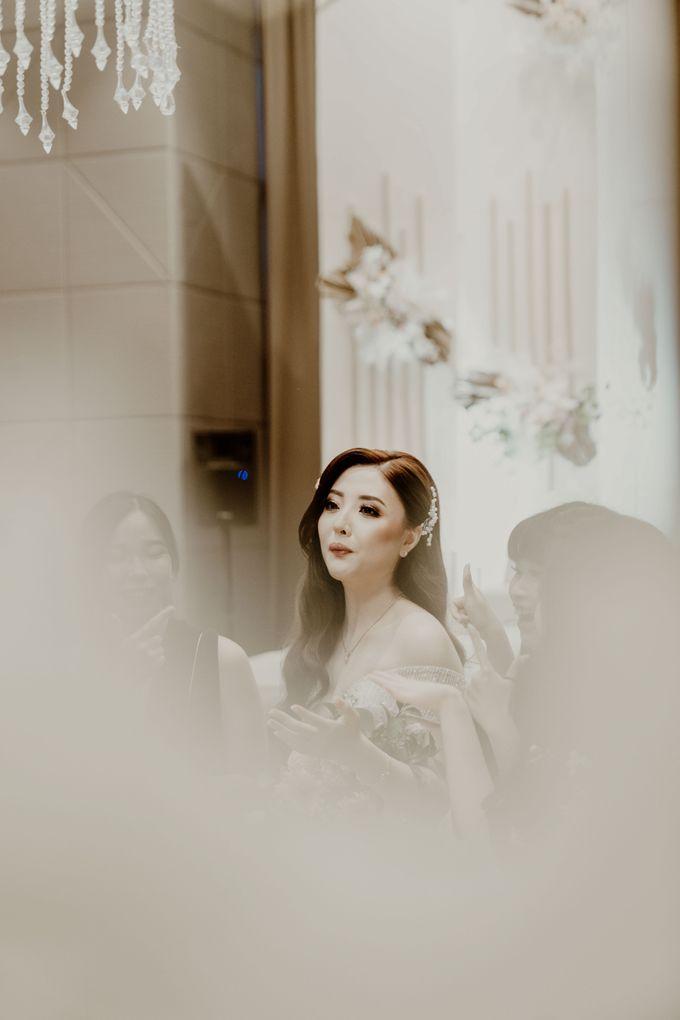 Marsha & Andi Wedding at Neo Soho Jakarta by AKSA Creative - 025