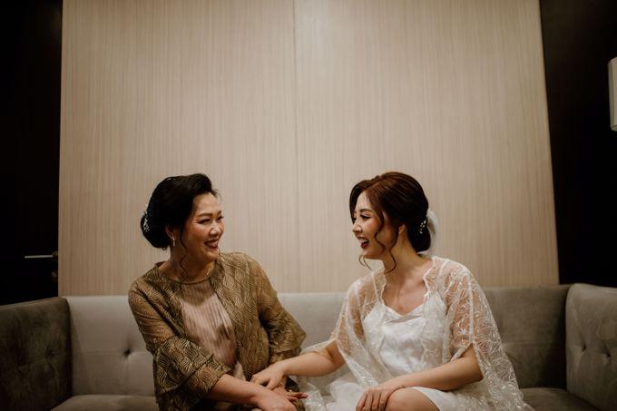 Marsha & Andi Wedding at Neo Soho Jakarta by AKSA Creative - 031
