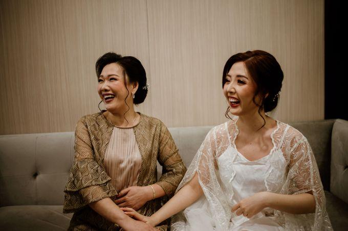 Marsha & Andi Wedding at Neo Soho Jakarta by AKSA Creative - 030