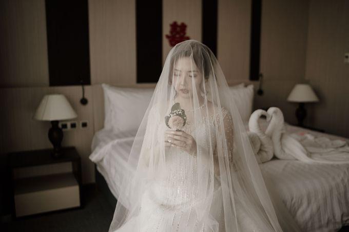 Marsha & Andi Wedding at Neo Soho Jakarta by AKSA Creative - 015