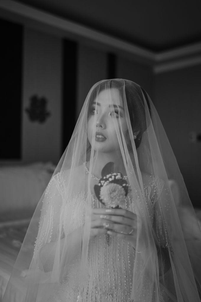 Marsha & Andi Wedding at Neo Soho Jakarta by AKSA Creative - 014