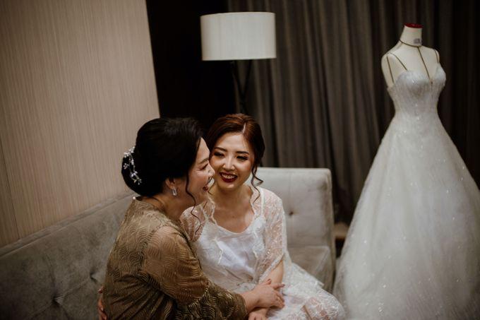 Marsha & Andi Wedding at Neo Soho Jakarta by AKSA Creative - 029