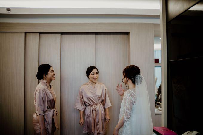 Marsha & Andi Wedding at Neo Soho Jakarta by AKSA Creative - 026