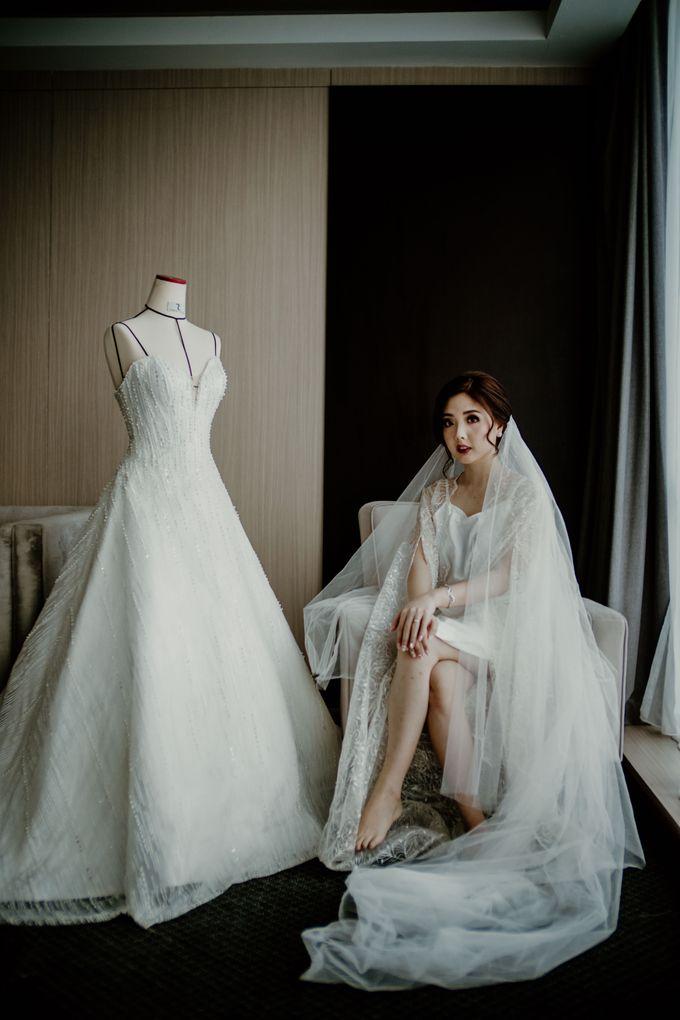 Marsha & Andi Wedding at Neo Soho Jakarta by AKSA Creative - 022
