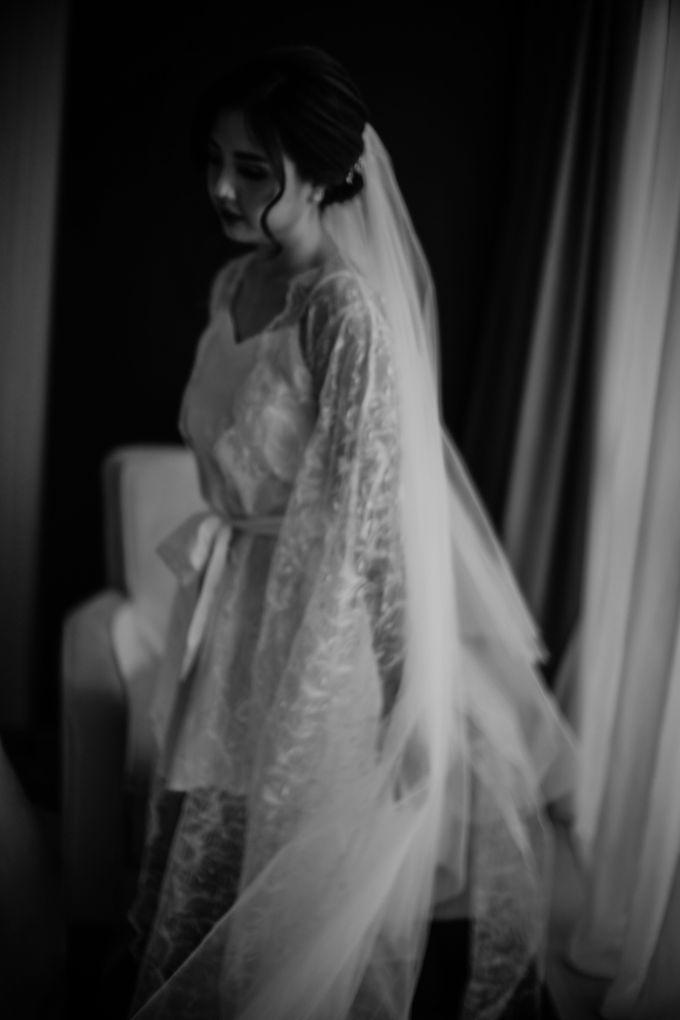 Marsha & Andi Wedding at Neo Soho Jakarta by AKSA Creative - 021