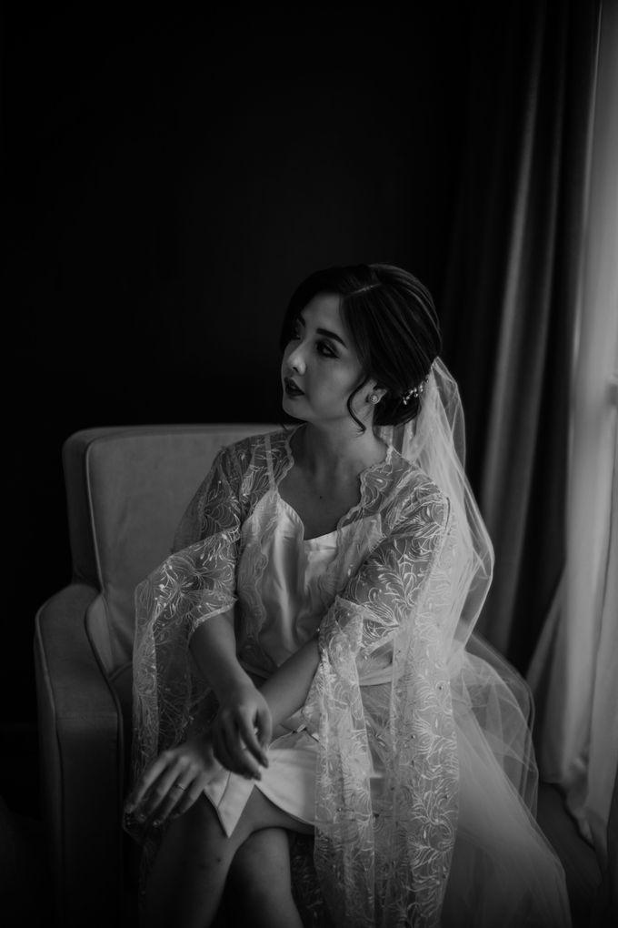 Marsha & Andi Wedding at Neo Soho Jakarta by AKSA Creative - 020