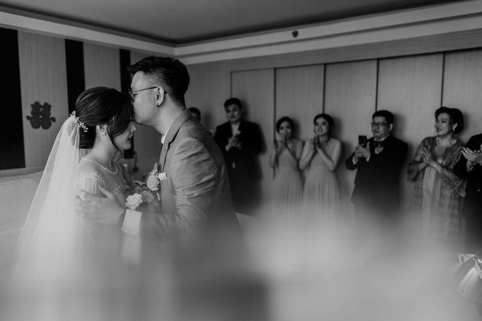 Marsha & Andi Wedding at Neo Soho Jakarta by AKSA Creative - 012
