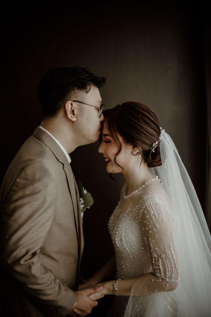 Marsha & Andi Wedding at Neo Soho Jakarta by AKSA Creative - 013